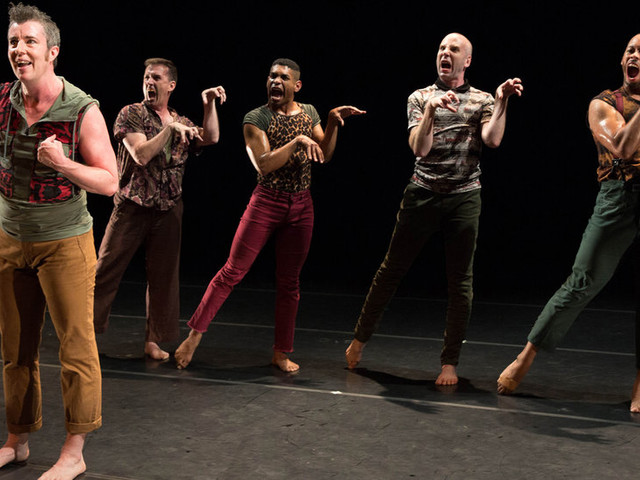 Review: A Transgender Choreographer Takes on Machismo