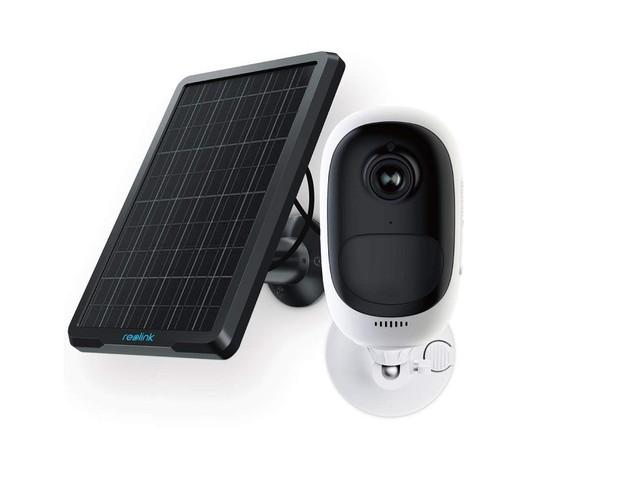 Bon plan : une caméra de surveillance avec panneau solaire pour moins de 97 euros