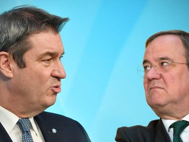 CDU-CSU : lutte au finish entre les deux dirigeants pour le poste de chancelier
