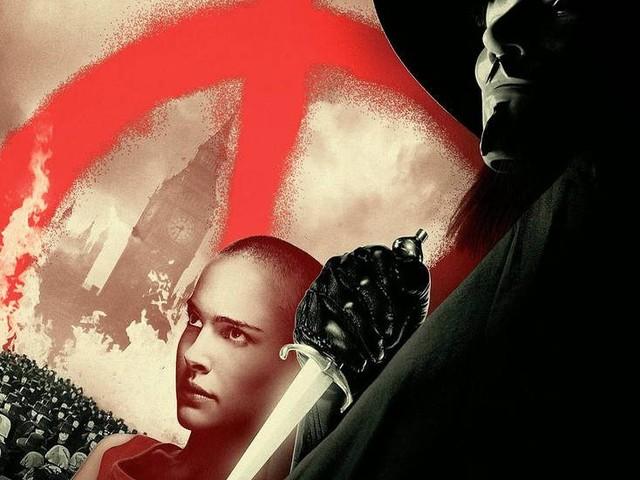 Le Super-Classement : Notez V for Vendetta !