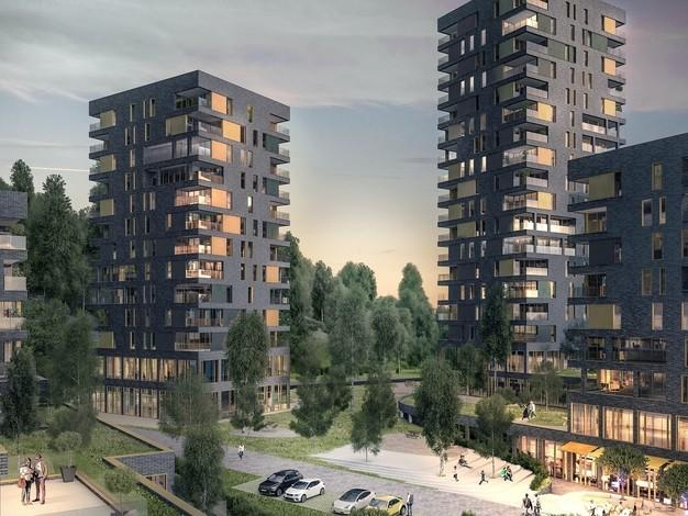 Immobilier : Charleroi fait preuve d'ambition dans ses nouveaux projets, malgré les clichés...