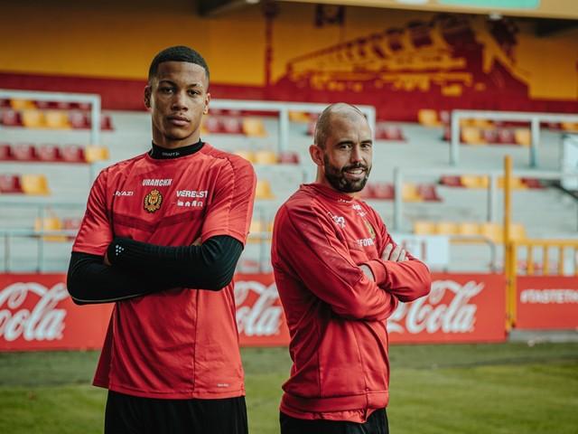 Aster Vranckx en Steven Defour: jong en oud op het middenveld van KV Mechelen