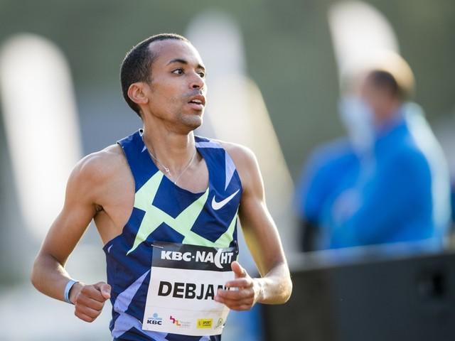 Ismael Debjani verbetert eigen Belgisch record op 1.500 meter en plaatst zich voor Olympische Spelen