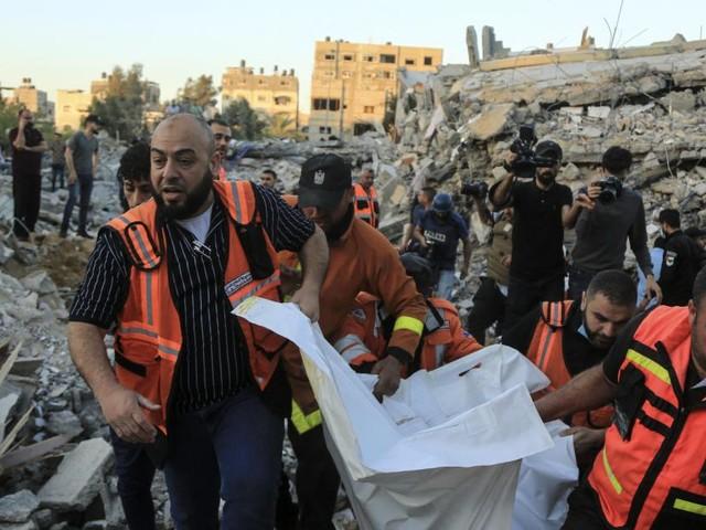 L'armée israélienne fait marche arrière et dit finalement ne pas être entrée dans Gaza