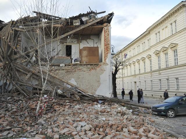 OPROEP. Zware aardbeving: verblijf jij momenteel in Kroatië?