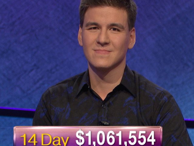 'Jeopardy!' Phenom James Holzhauer Smashes Through $1 Million Mark