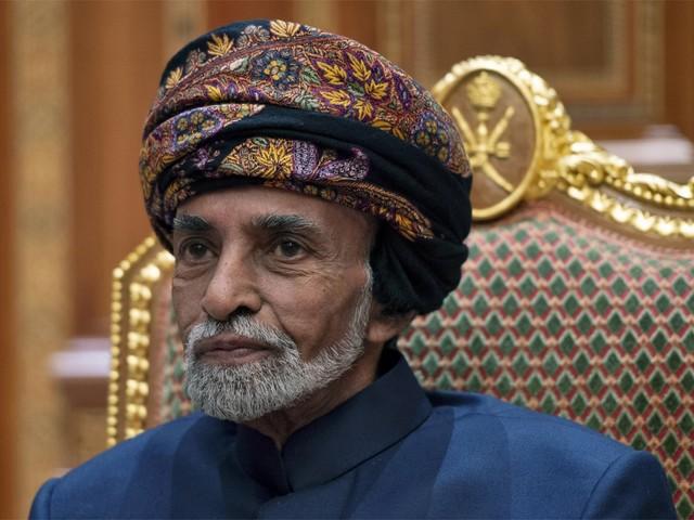 Sultan van Oman, die in Leuven werd behandeld, overleden