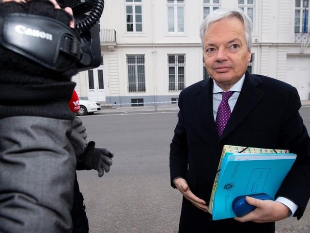 Reynders waarschuwt: op motie van wantrouwen volgt een land zonder bestuur