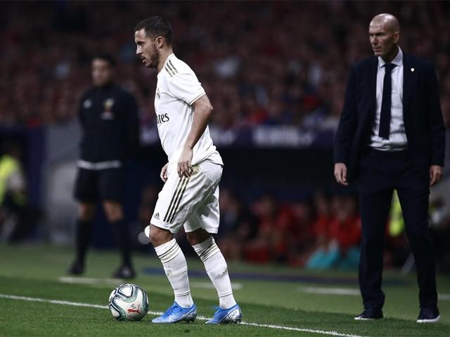 Herstelde Eden Hazard zit opnieuw in selectie bij Real Madrid