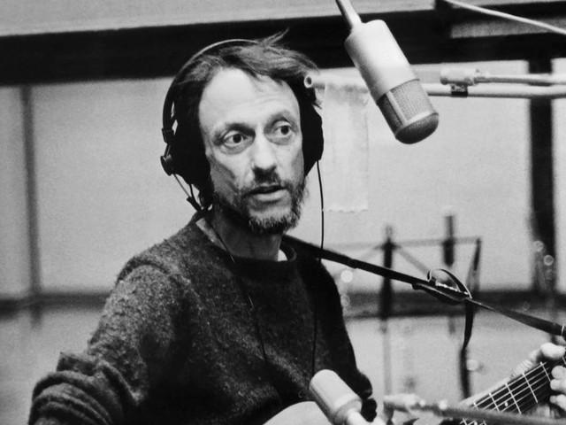 Disparition du chanteur folk Graeme Allwright