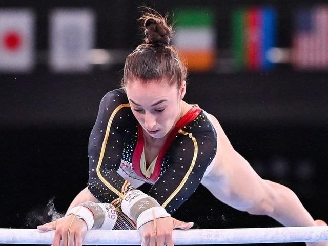 """Derwael en quête de la médaille d'or: """"Ce sera Nina contre Nina"""""""