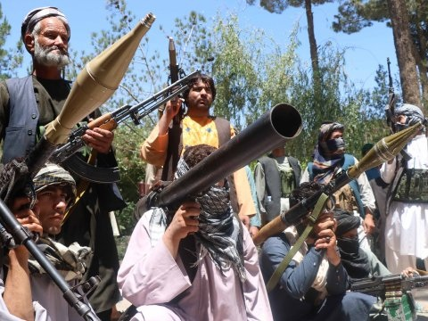 Afghaanse overheid heeft geen verhaal tegen pijlsnelle terreinwinst taliban