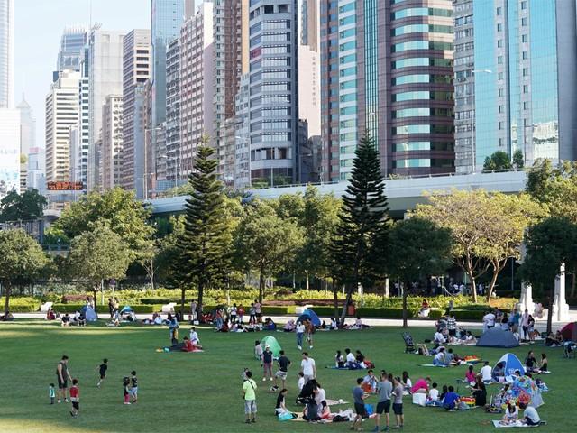 Inwoners Hongkong krijgen 550 euro bij positieve test