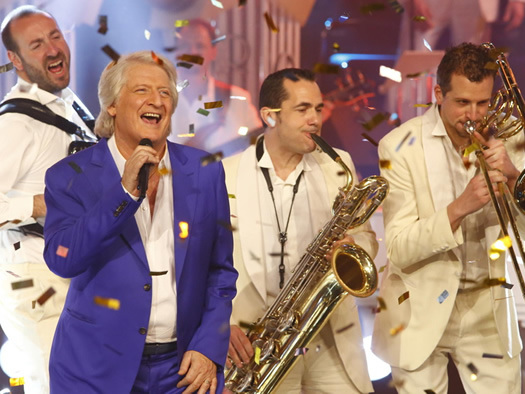 Kendji Girac, Amir, Slimane… sont ce soir dans «Les Années Bonheur» sur France 2 (vidéo)