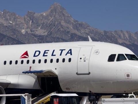 Delta Airlines vliegt rond Trump-tarieven