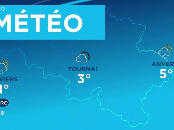 La météo - 17/01/2021