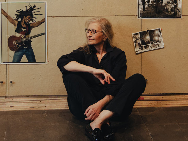 Annie Leibovitz Revisits Her Early Years