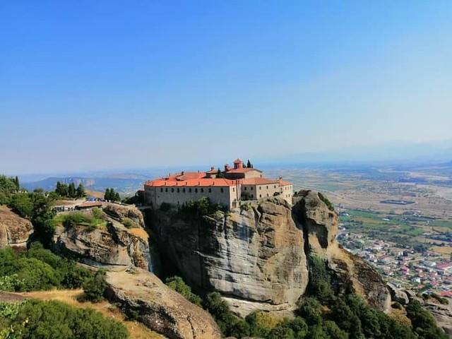 Visiter les Météores en Grèce et ses célèbres monastères