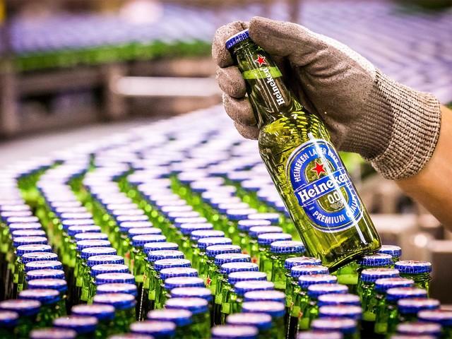 Heineken is hot (maar niet bij Belgen)