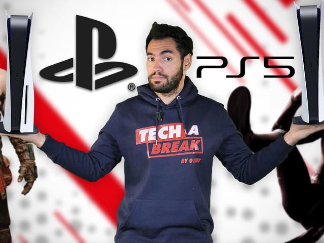 Playstation 5 : tout ce qu'on sait - Tech a Break 61