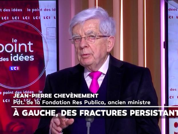 """Jean-Pierre Chevènement : """"La culture woke oublie que la démocratie repose sur l'acceptation du fait majoritaire"""""""