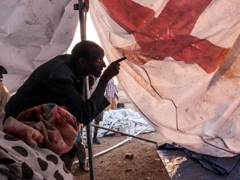 'Honderden burgerdoden bij bloedbad in Ethiopië'