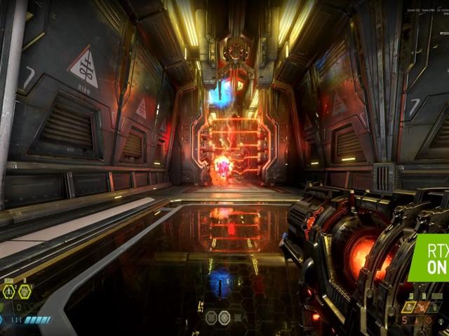 4K et ray-tracing: Doom Eternal se fait beau pour les RTX 30X0 Ti