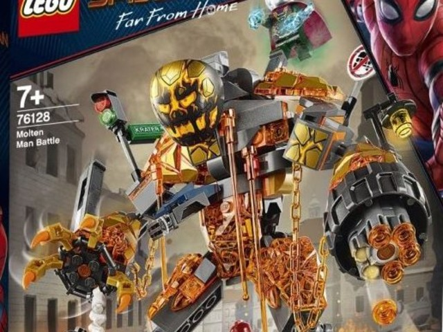 Spider-Man – Far From Home : Les premiers sets LEGO du film !