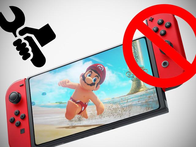 01Hebdo #282 : on vous dit tout sur les manettes Nintendo Switch