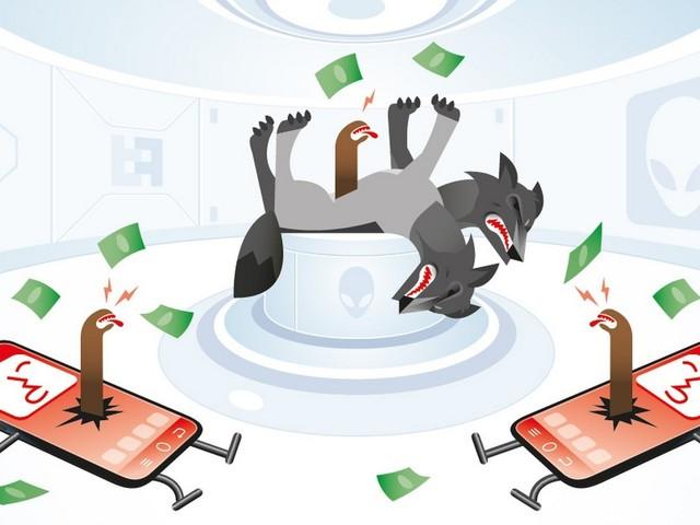 Le cheval de Troie bancaire « Alien », nouveau cauchemar des utilisateurs Android