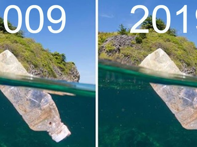 """Le """"10 Years Challenge"""" au service de l'écologie : 10 exemples effrayants de l'état de notre planète"""