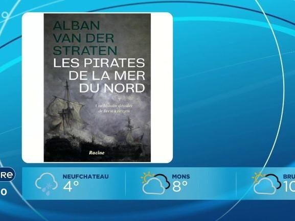 Un Jour dans l'Histoire - Les pirates de la mer du Nord - 01/12/2020