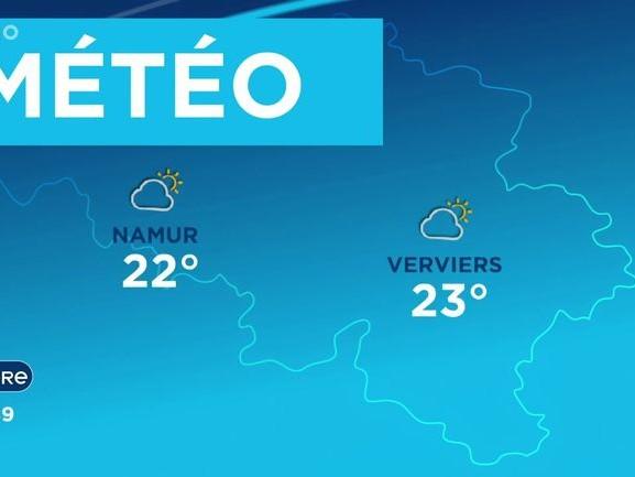 La météo - 13/09/2020