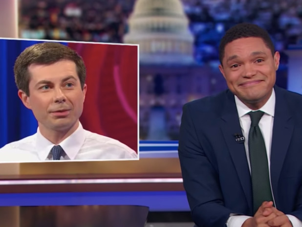 Best of Late Night: Trevor Noah Says Some Candidates Have Policies, Others Have Male Privilege