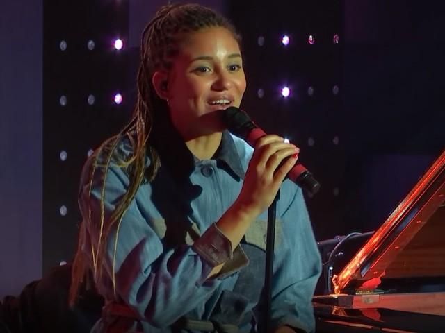 """VIDÉOS - Kimberose, Clou et Nach en concert dans """"Le Grand Studio RTL"""""""