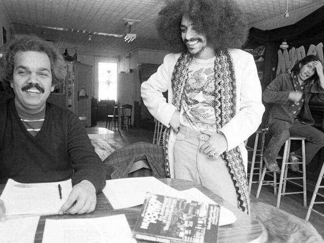 Remembering Miguel Algarín, a Founder of the Nuyorican Poets Cafe