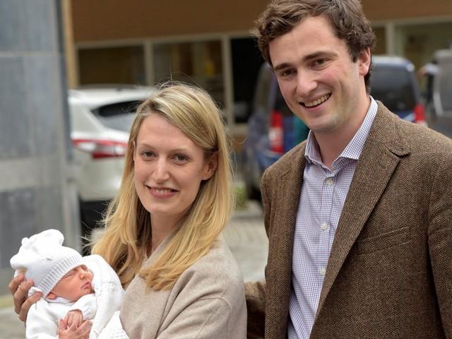 Prins Amedeo en echtgenote 'Lili' verwachten tweede kindje