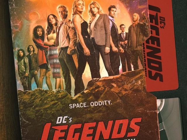 Legends of Tomorrow : Le poster de la saison 6 + [SPOILER] annonce son départ…