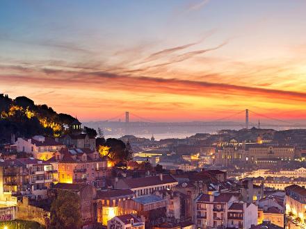 Destination de la semaine : Lisbonne