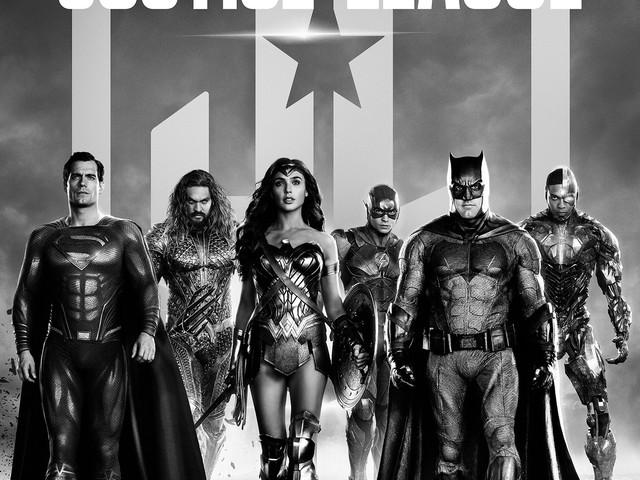 Zack Snyder's Justice League : Le poster du film… et la sortie française avancée au 18 mars !