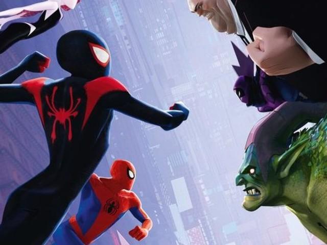 Le Super-Classement : Notez Spider-Man – New Generation !