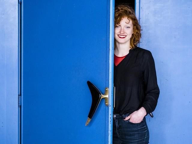 """Anne-Laure Vandeputte (25) duikt dit jaar op in drie Vlaamse tv-series: """"Ik sta gretig in het leven, zo leer je nog eens iets"""""""