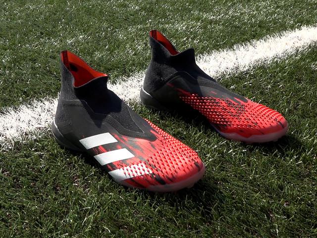 On a essayé une semelle connectée pour jouer au foot, l'Adidas GMR