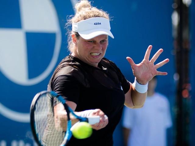 WTA Chicago: Kim Clijsters battue de justesse face à Su-Wei Hsieh (vidéo)