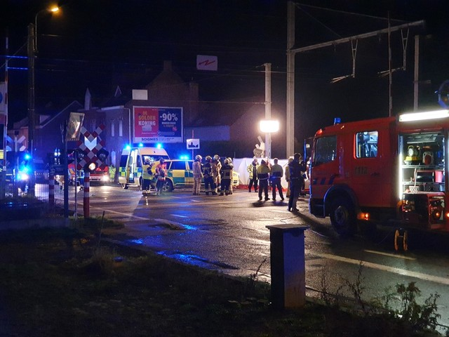Drie doden bij treinongeval in Herne