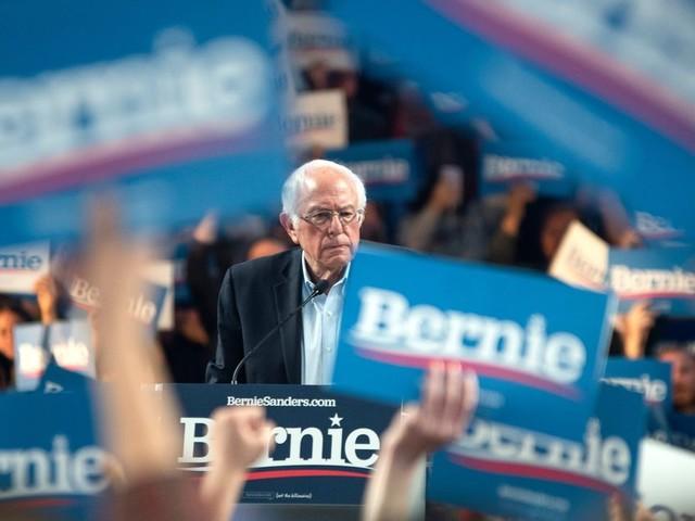 Bernie Sanders a reçu au moins 1,7 million de dollars de dons... du secteur de la finance