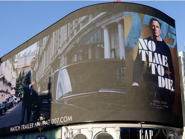 Nieuwe James Bondfilm opnieuw uitgesteld, nu tot oktober