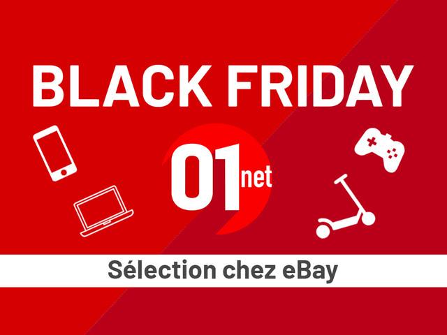 Black Friday : tous les bons plans de ce dimanche sur eBay