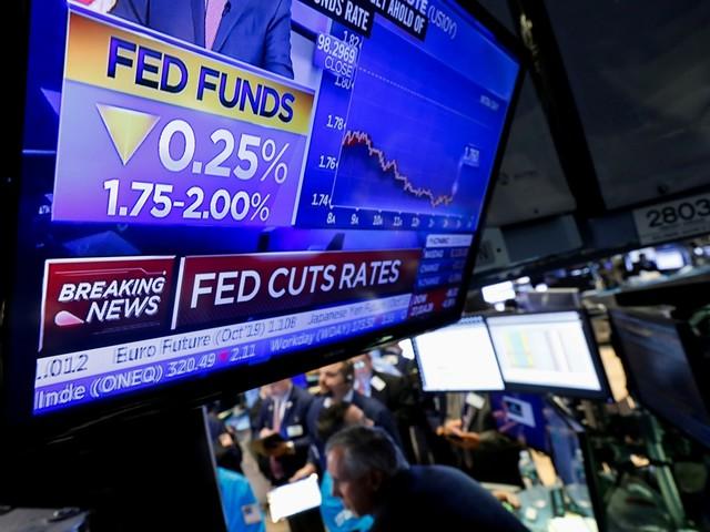 Amerikaanse centrale bank verlaagt rente weer
