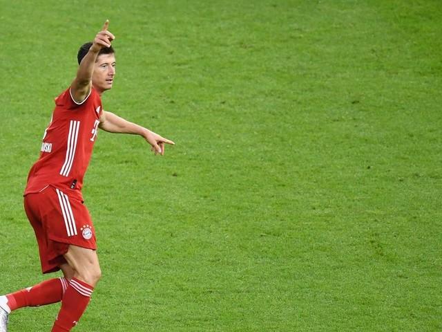 Bundesliga : Lewandowski élu Joueur de l'année par ses pairs